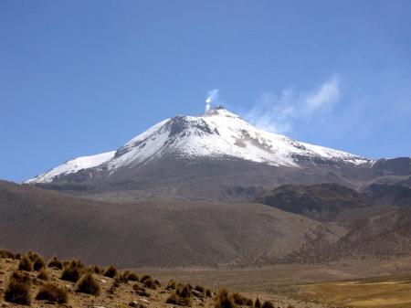 Entdecken Sie die Bergwelt Boliviens hautnah auf einer Trekkingtour
