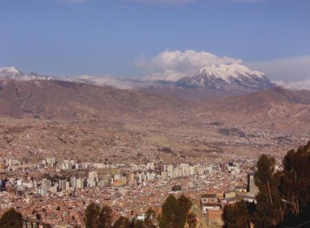 Besichtigen Sie die bolivianische Stadt La Paz auf einer Reise in Bolivien