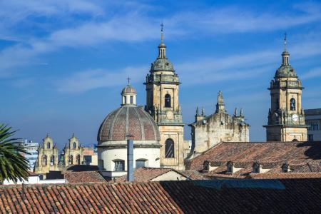 Auf einer Stadtführung durch Bogota die Hauptstadt Kolumbiens entdecken