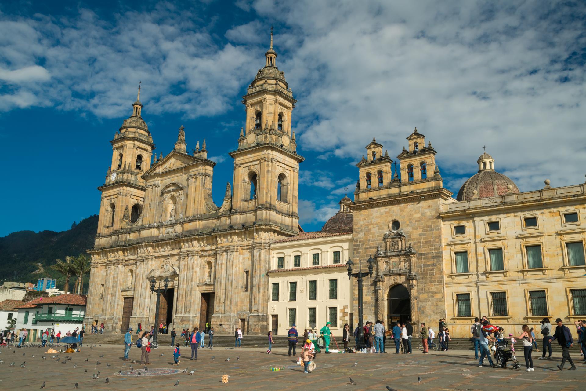 Die koloniale Hauptstadt Kolumbiens und vieles mehr auf einer Rundreise durch das Land erleben