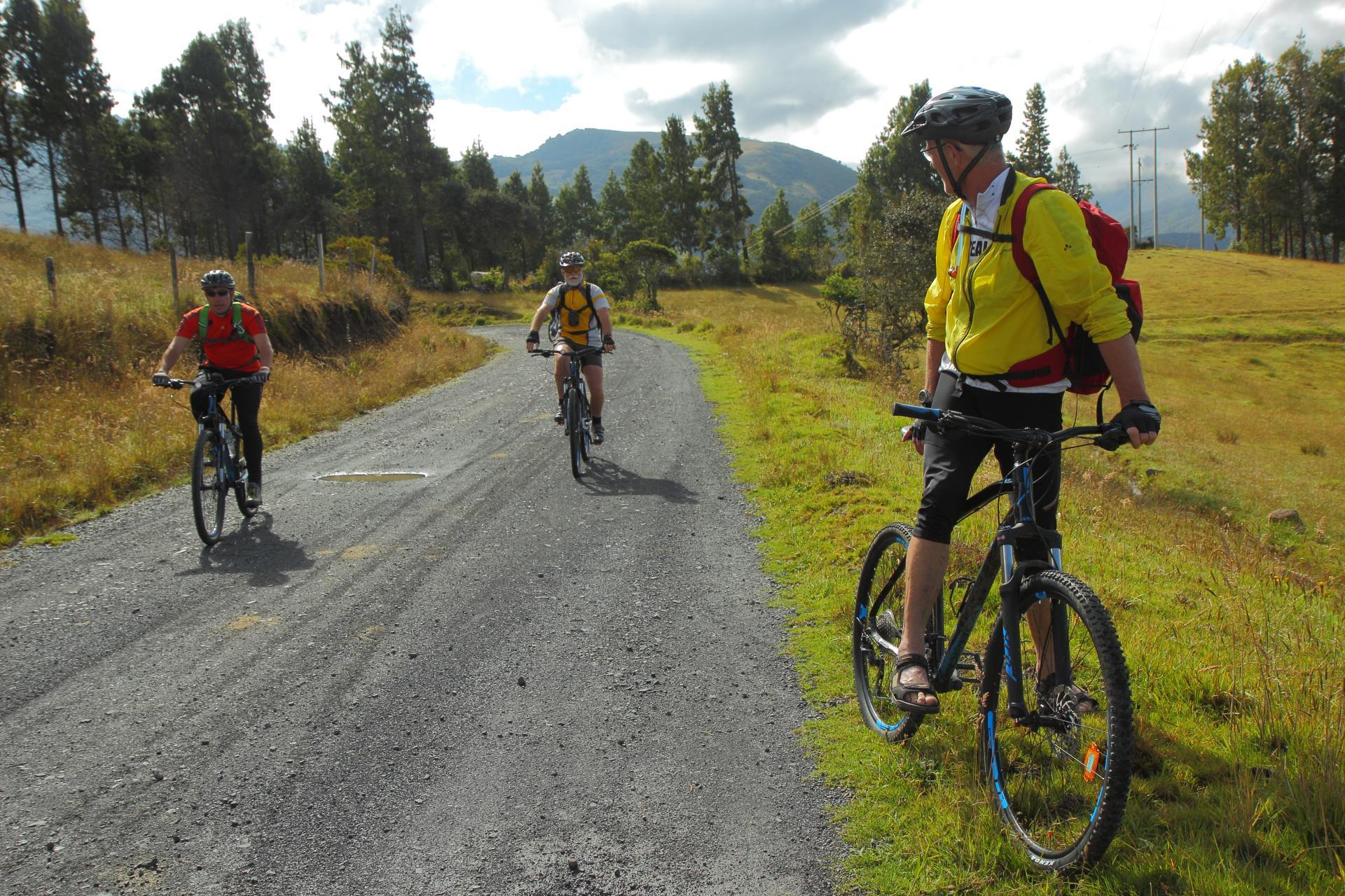 Eine aktive Rundreise durch Kolumbien zu Fuß und Mountain Bike erleben