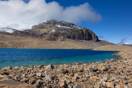 Eine aktive Rundreise durch die Sierra Nevada del Cocuy erleben und wunderschöne Lagunen entdecken