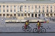 Kolumbien Rundreise Bogota Fahrradtour