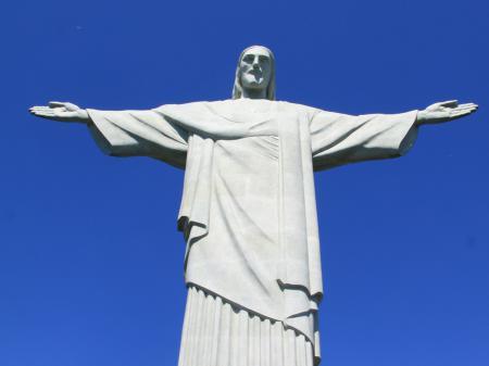 Christus Statue in Rio de Janeiro