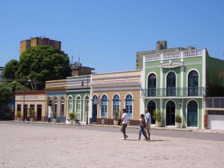 Opernplatz in Manaus