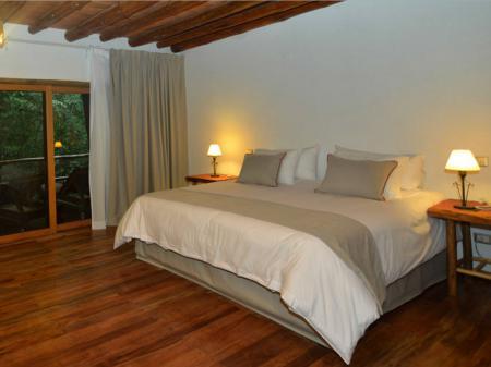 Hotel La Aldea de la Selva Zimmer