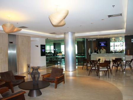 Hotel Arena Copacabana Lobbybar