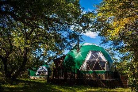 Erleben Sie einen naturnahen Aufenthalt im EcoCamp Patagonien in Chile
