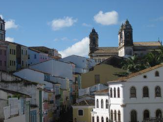 Reisen Brasilien Tagestour Salvador de Bahia 1