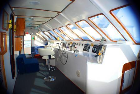 Die Anahi Yacht bringt Sie auf einer unvergessliche Galapagos Kreuzfahrt in Ecuador