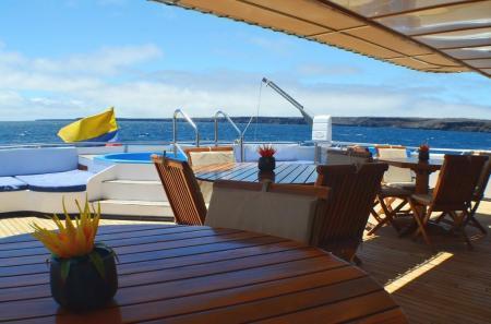Reisen Sie durch das Galapagos Archipel und lassen Sie es sich auf der Anahi Yacht gut gehen