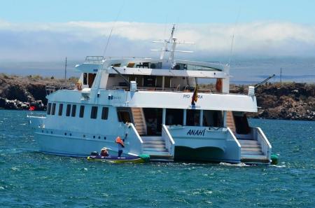 Entdecken Sie die unbeschreiblichen Galapagos Inseln auf einer Kreuzfahrt mit der Anahi Yacht