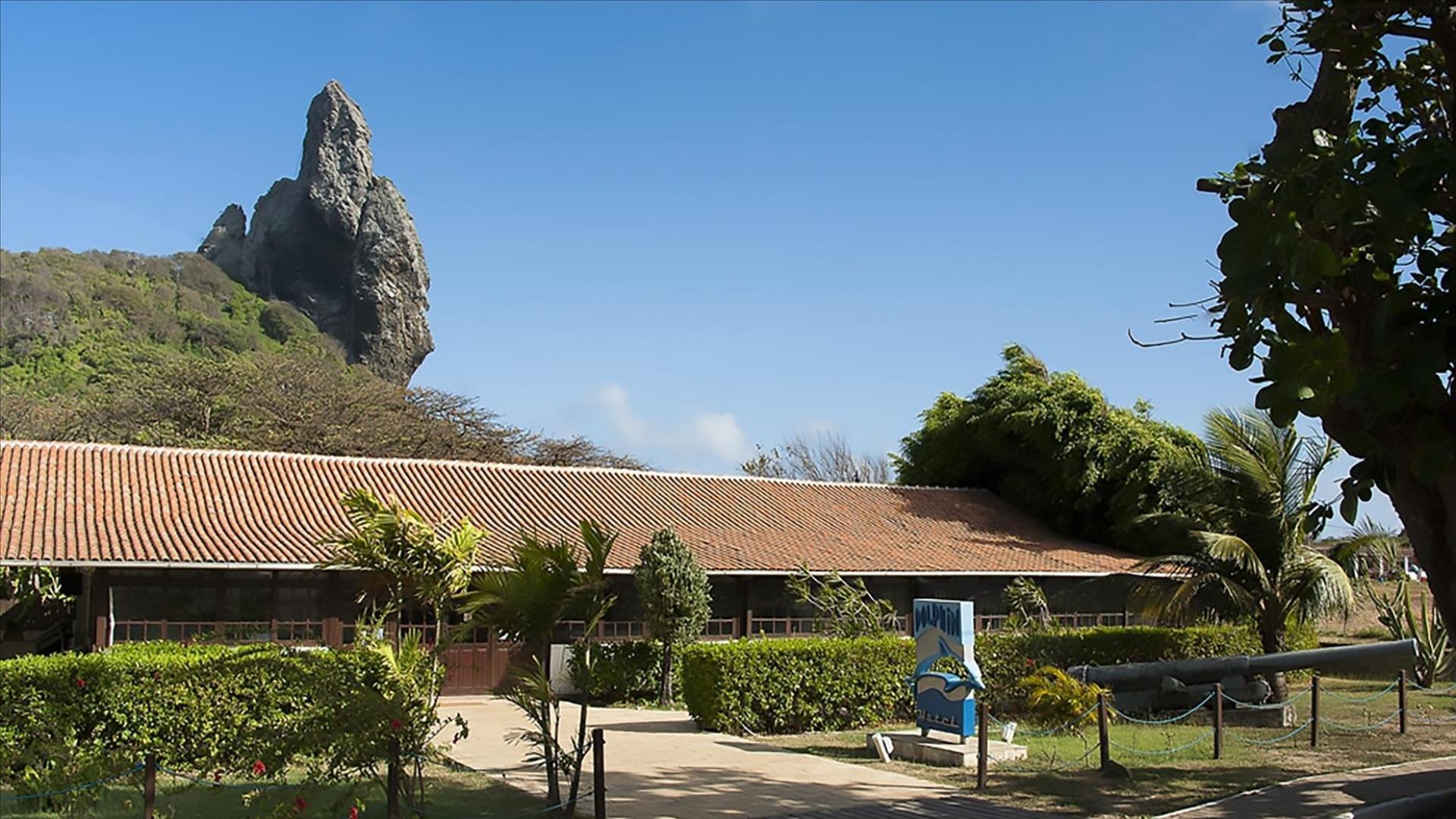 Brasilien Fernando de Noronha: Standard Hotel - Hotel Dolphin