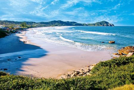 Traumstrand Praia do Rosa