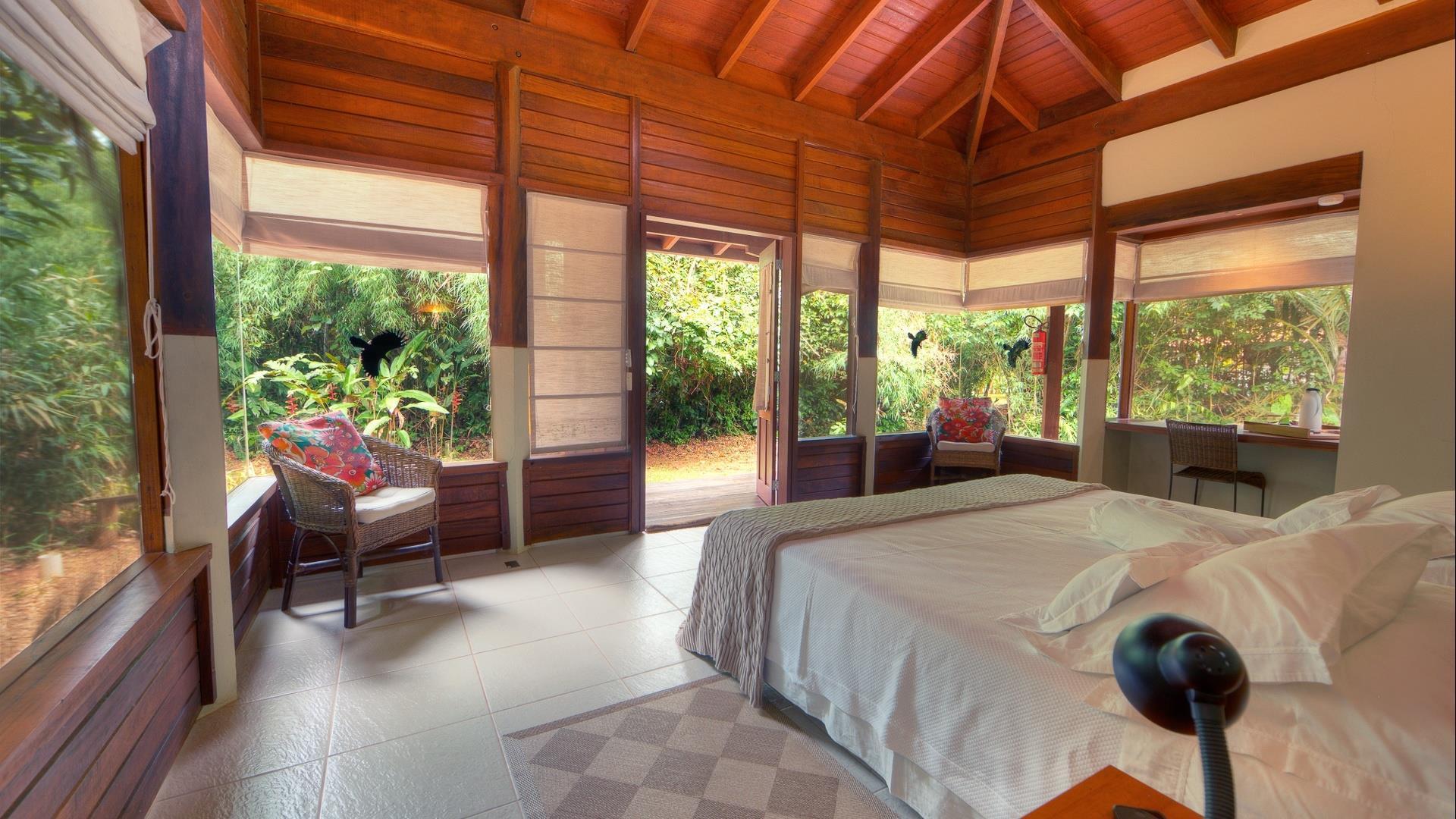 Brasilien Alta Floresta: Reisebausteine - Cristalino Lodge naturnah erleben