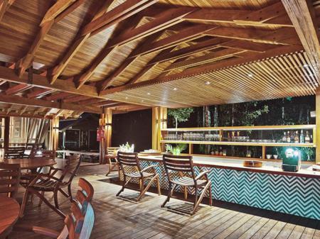 Pousada Cristalino Jungle Lodge Bar