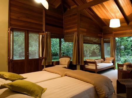 Pousada Cristalino Jungle Lodge Bungalow