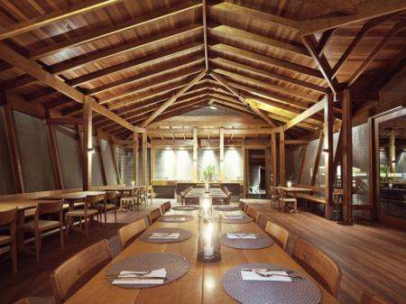 Pousada Cristalino Jungle Lodge Restaurant