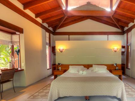 Pousada Cristalino Jungle Lodge Superior Zimmer