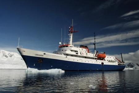 Erleben Sie die einzigartigen Kreuzfahrten in die Antarktis auf der Ushuaia