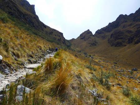 Wandern Sie durch die peruanischen Anden von Salkantay bi nach Machu Picchu