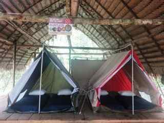 Yacuma huaorani camp_klein