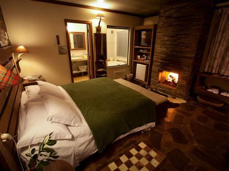 Eco Resort Rio do Rastro Wald-Chalet