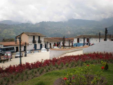Die venezolanischen Anden bieten idyllische Dörfer und tolle Ausblicke auf Ihrer Reise