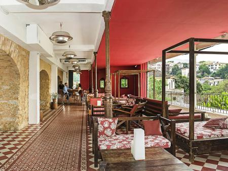 Hotel Santa Teresa Lounge