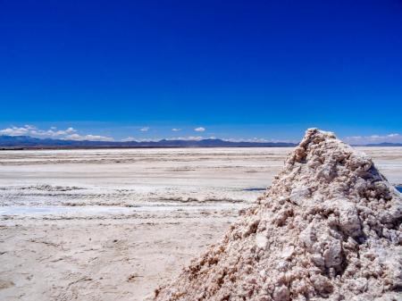 Erleben Sie eine Reise in die bekannte Salzwüste Uyuni in Bolivien