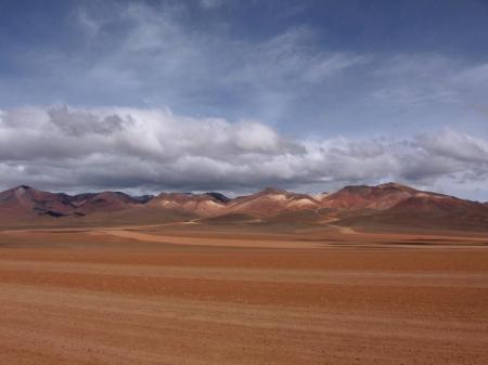 Reisen Sie in die Wüste Siloli in Bolivien und erkunden Sie die schönen Landschaften in Bolivien