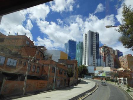 Besichtigen Sie die wichtigsten Sehenswürdigkeiten der Stadt La Paz in Bolivien