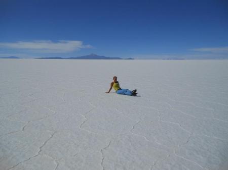 Reisen Sie zum einzigartigen Salar de Uyuni auf Ihrer Südamerika Rundreise