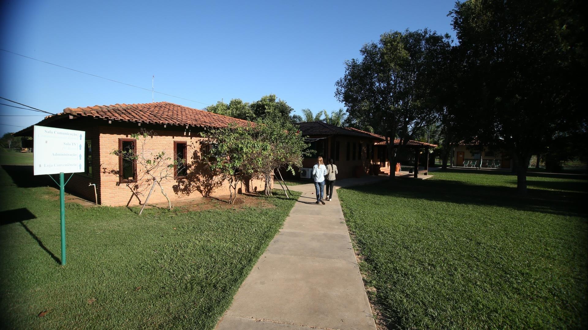 Brasilien Nord Pantanal: Hotel - Hotel Pantanal Norte