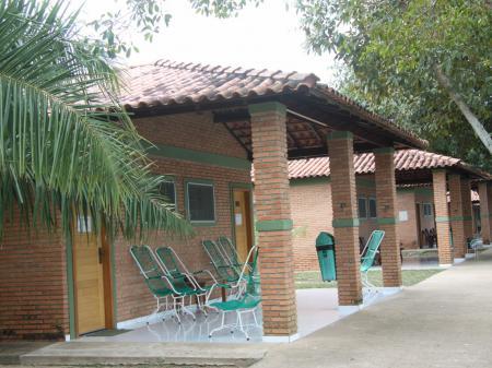 Hotel Pantanal Norte Außenansicht