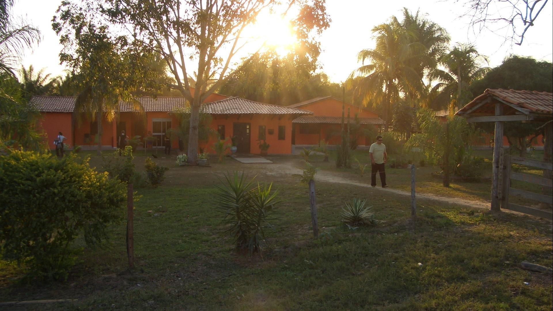 Brasilien Nord Pantanal: Landestypische Unterkunft - Jaguar Eco-Lodge