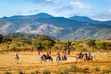 Erleben Sie den Vulkan Rincon de la Vieja auf einer Rundreise in Costa Rica