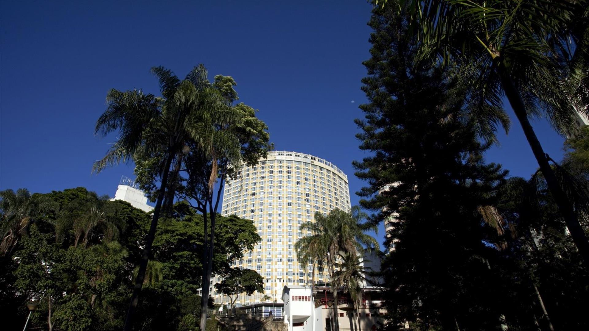 Brasilien Belo Horizonte: Superior Hotel - Hotel Belo Horizonte Othon Palace
