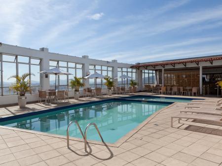 Hotel Belo Horizonte Othon Palace Pool