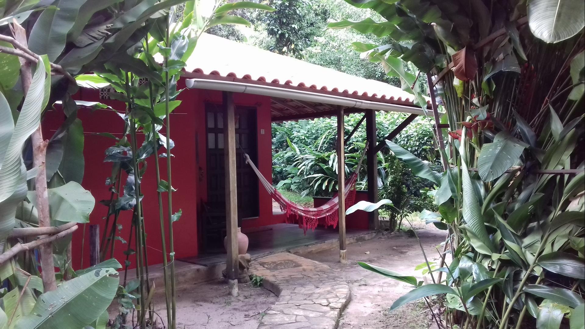 Brasilien Boipeba: Landestypische Unterkunft - Pousada Horizonte Azul