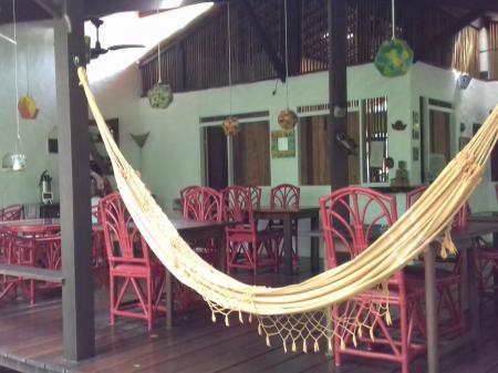 Pousada Horizonte Azul Restaurant