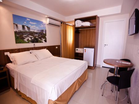 Hotel Del Rey Doppelzimmer
