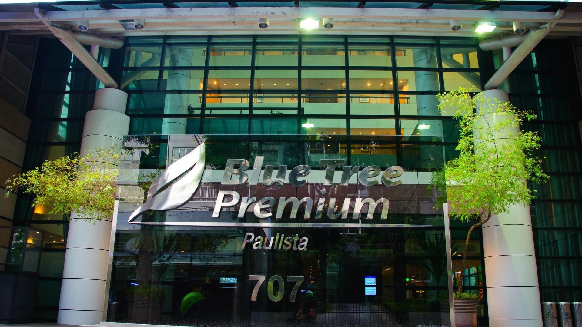 Brasilien Sao Paulo: Standard Hotel - Hotel Blue Tree Premium Paulista