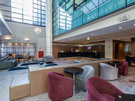 Hotel Blue Tree Premium Paulista Lobby