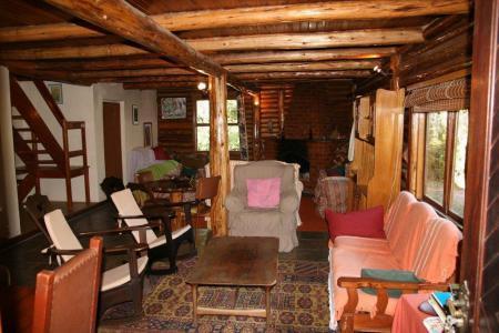 Eco Lodge Itororo Aufenthaltsraum