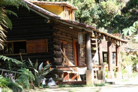 Eco Lodge Itororo Gebäude