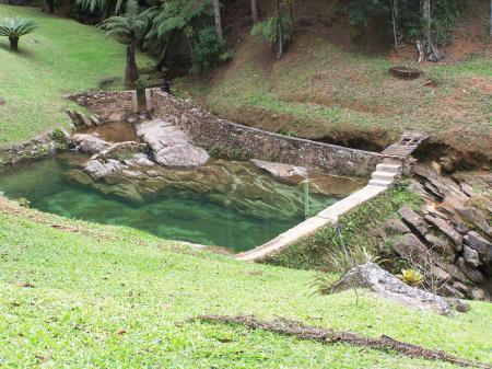 Eco Lodge Itororo Nuturschwimmbecken