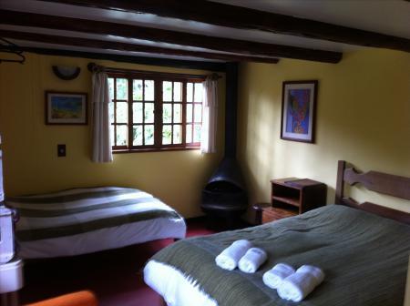 Eco Lodge Itororo Zimmerbeispiel