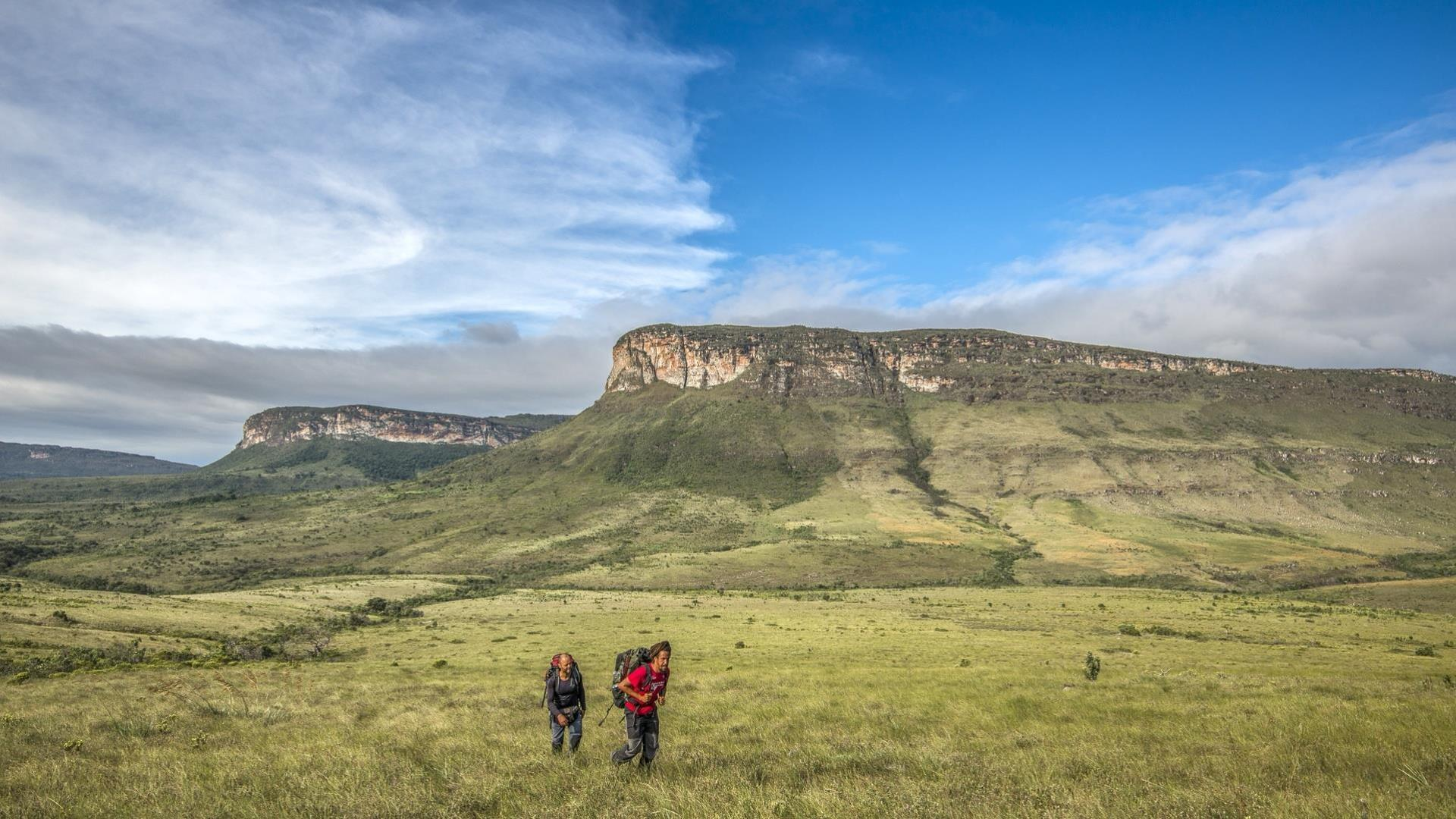 Brasilien Bahia: 5 Tage Reisebaustein - Chapada Diamantina Trekkingtour durch das Vale do Pati