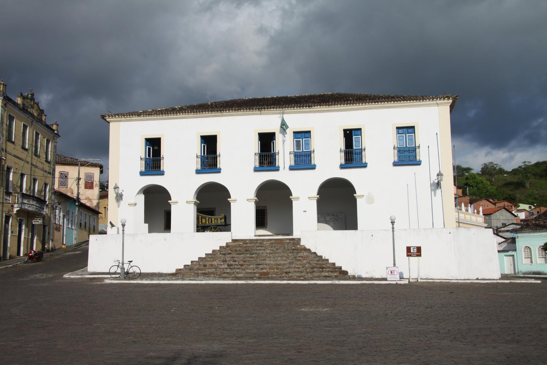 Tagestour Das koloniale Erbe Bahias (9h, privat): Kolonialgebäude